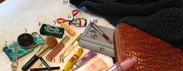 My Bag with Numbers1